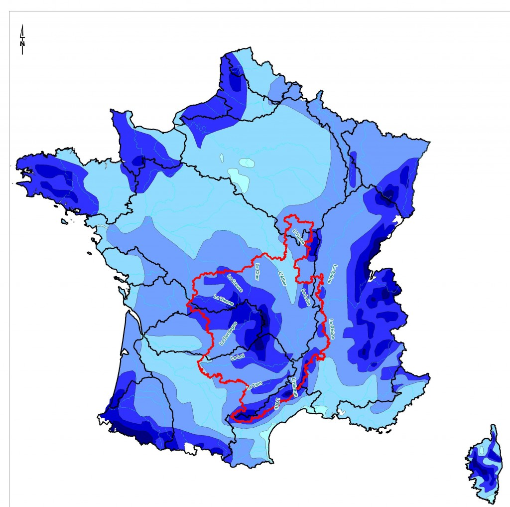 carte_Pluvio_France