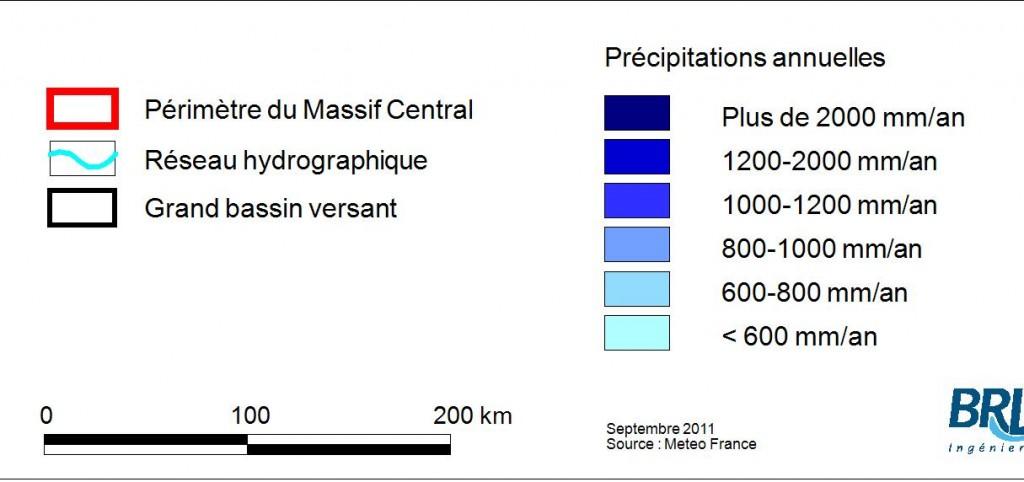 carte_Pluvio_France_lÇgende